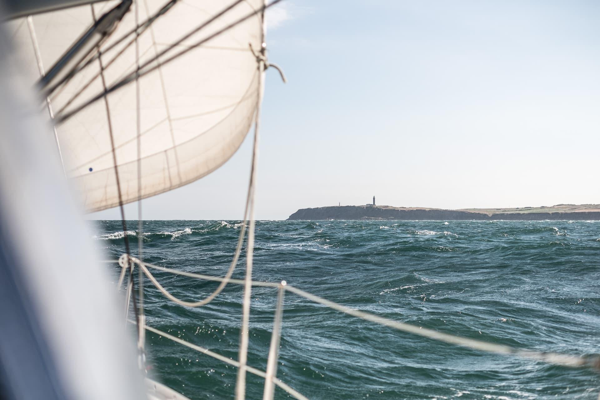 Remontée de Kerguelen de Brest à Dunkerque