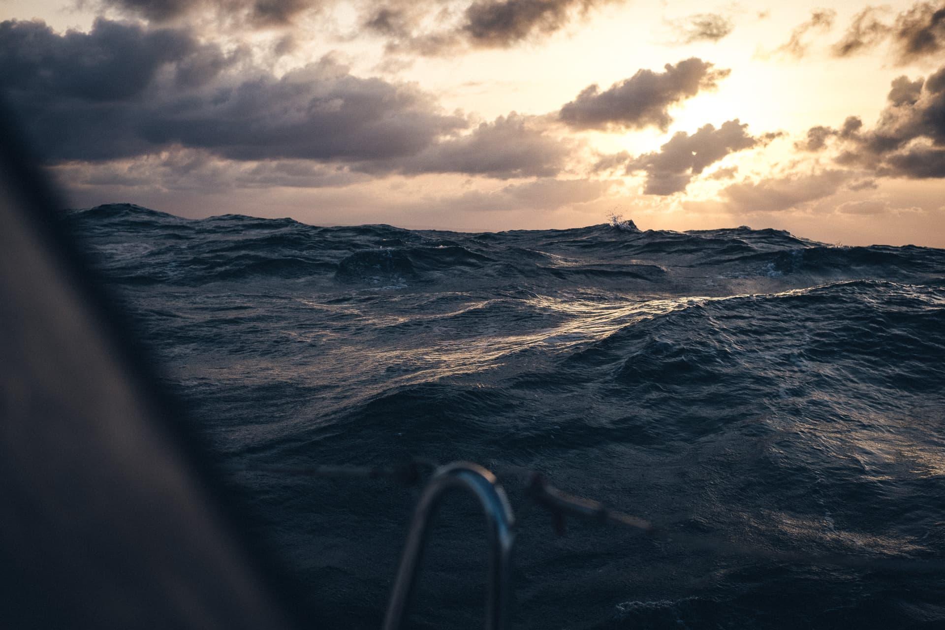 Kerguelen sur l'océan