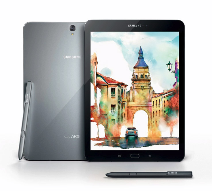 Choisir sa tablette : Samsung Galaxy Tab S3