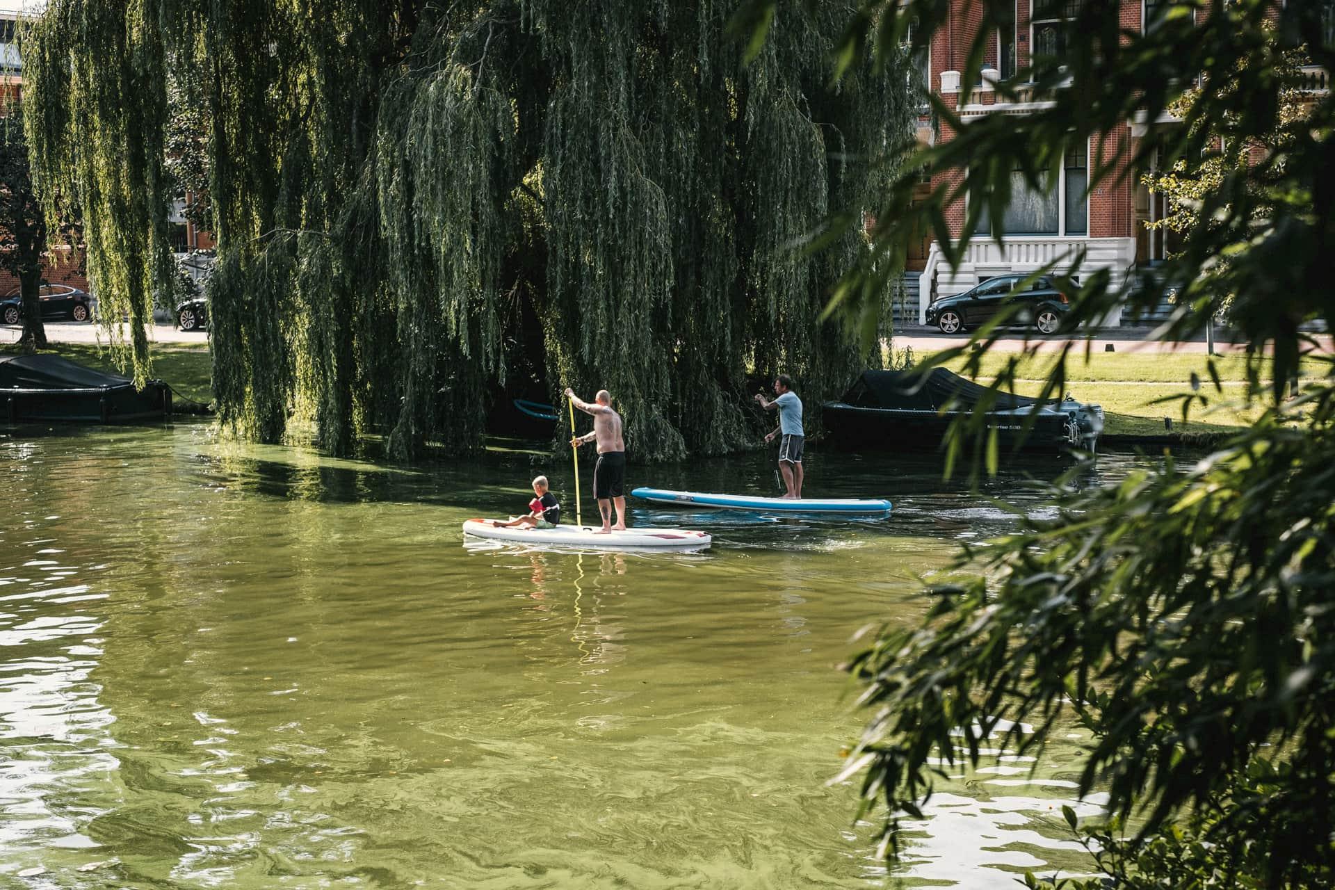 En paddle, c'est fun!