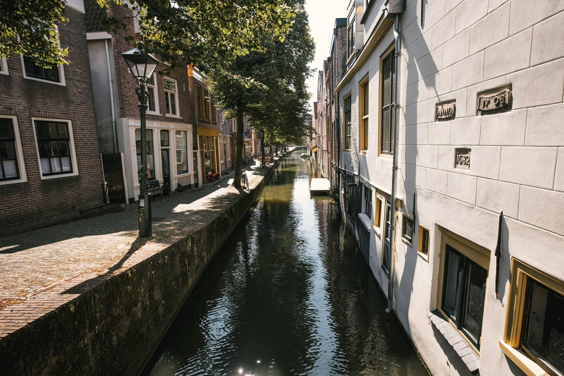 Centre-ville historique d'Alkmaar