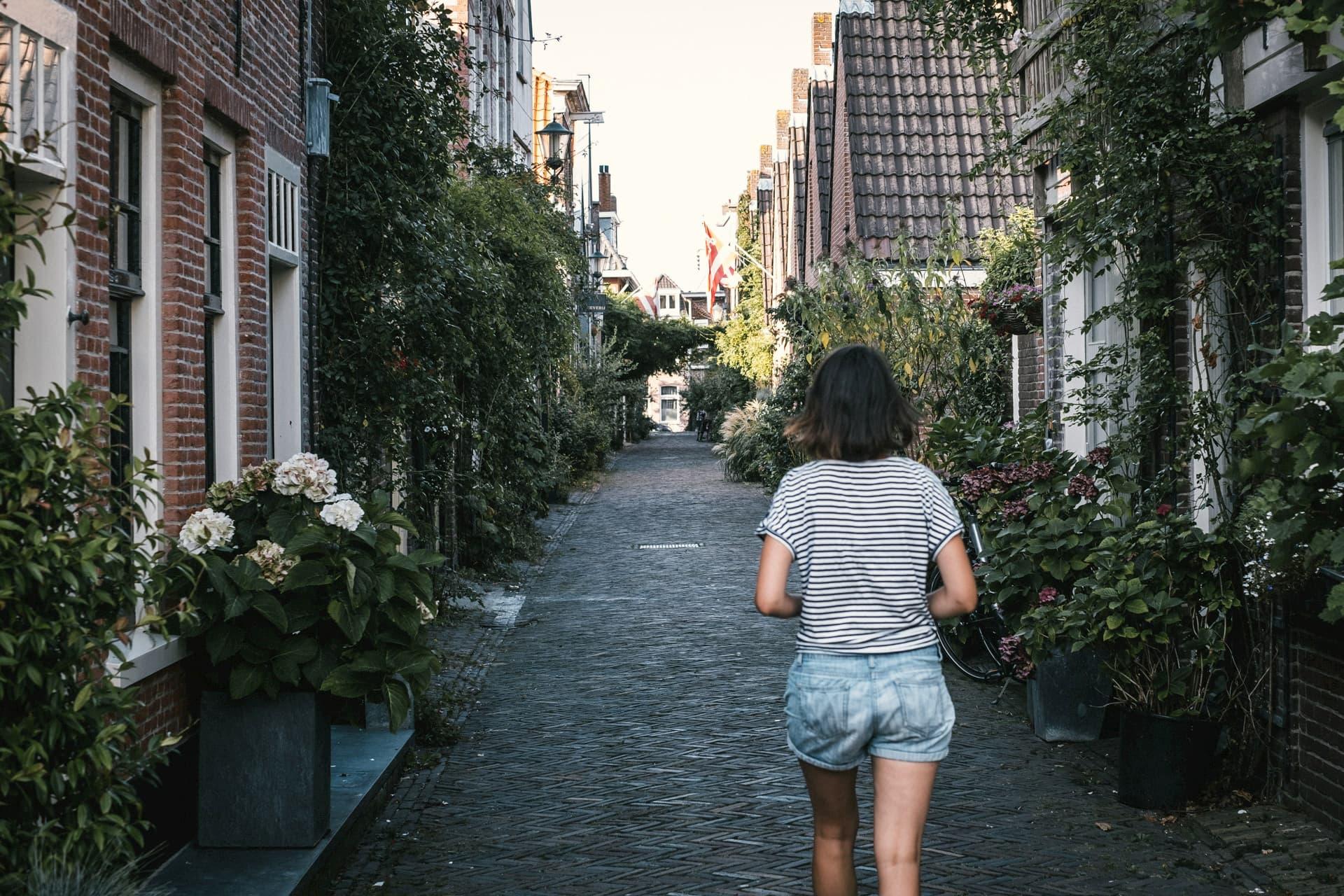 Alkmaar et ses ruelles pleines de charme
