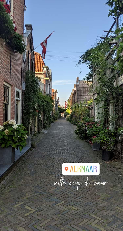 Alkmaar, ville coup de coeur