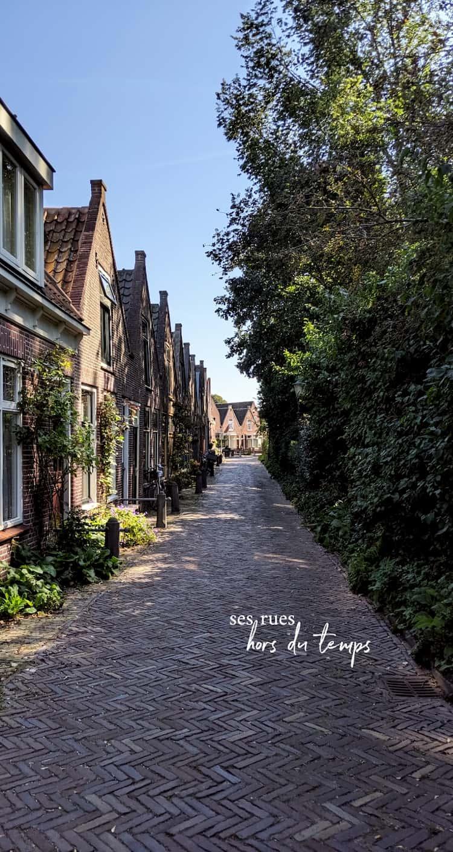 Alkmaar et ses rues charmantes