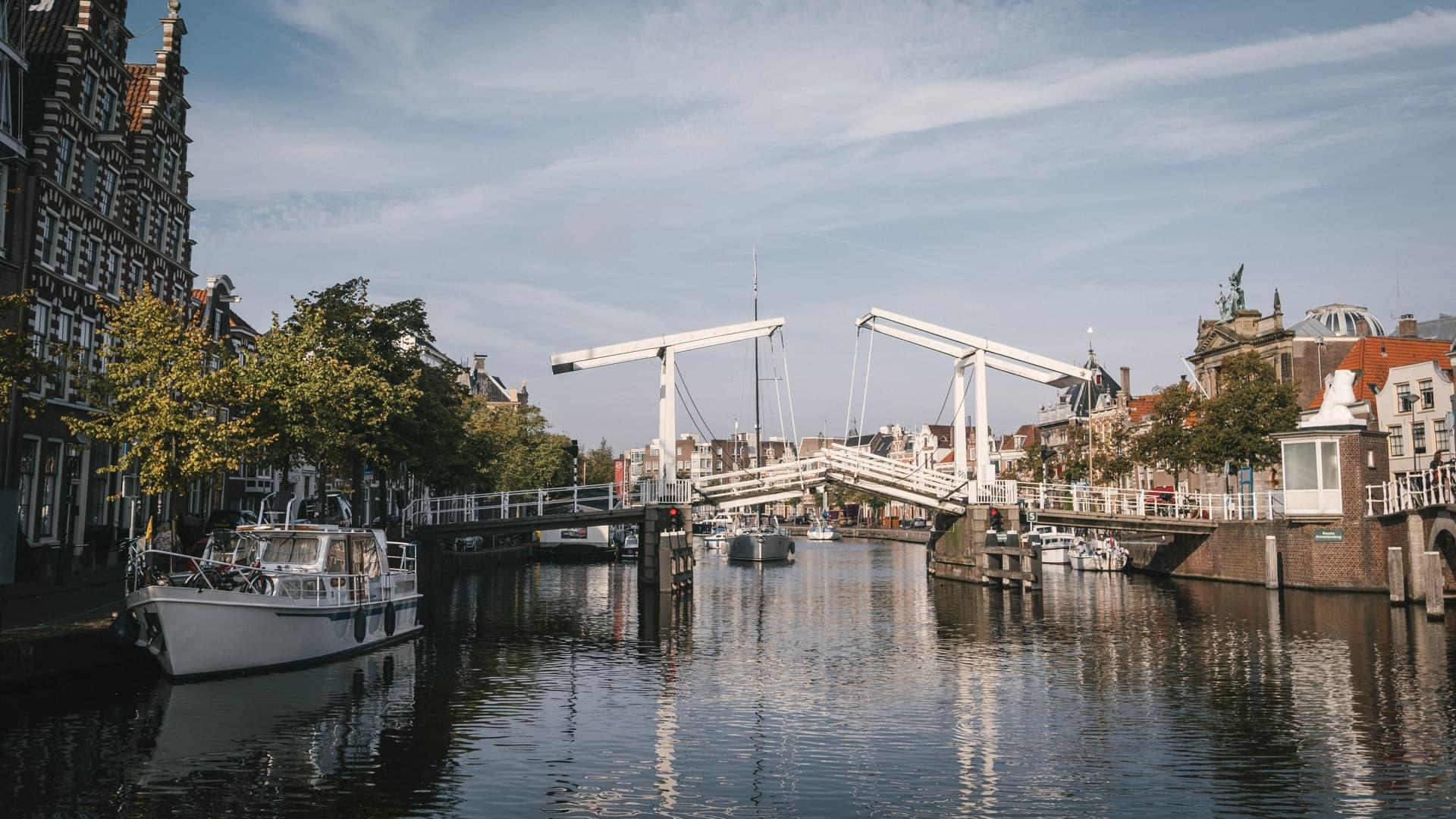 Les ponts à Haarlem