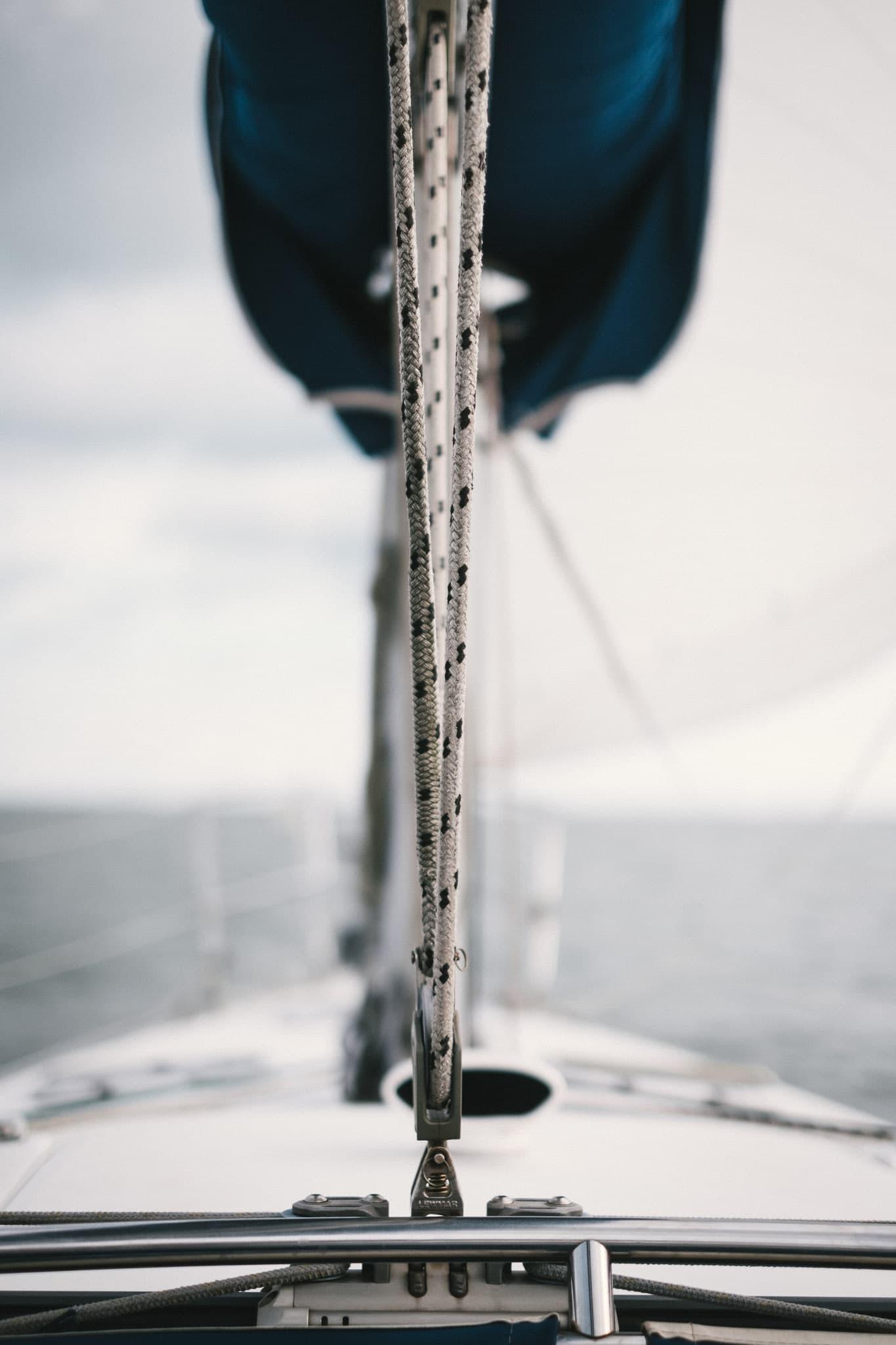 Kerguelen au milieu de La Manche