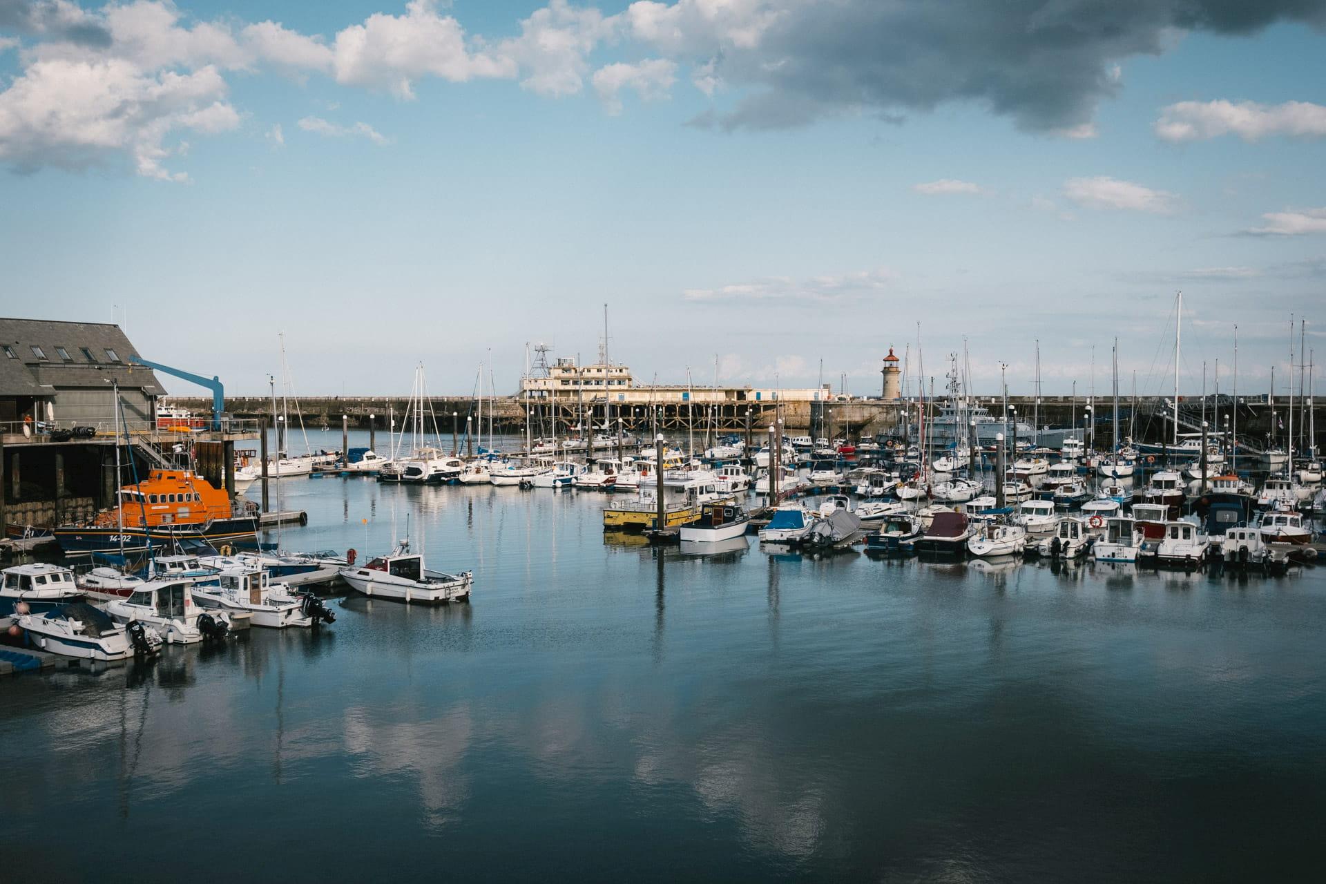 Port de Ramsgate : Le Royal Harbour Marina