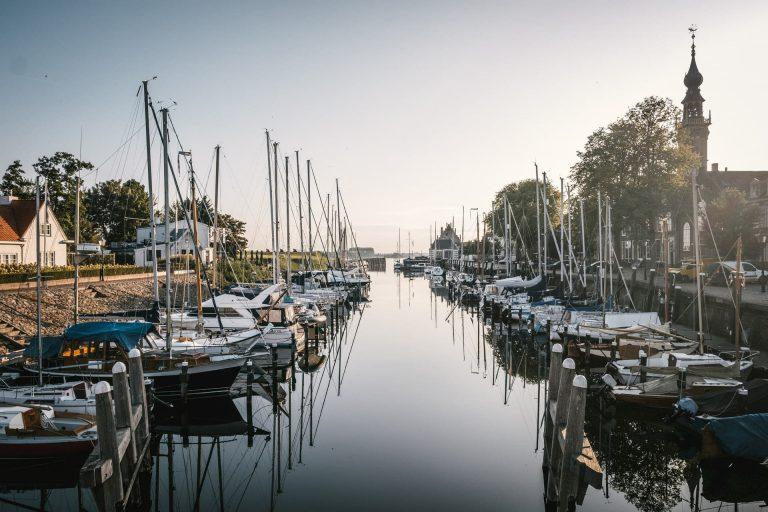 Le port de Veere