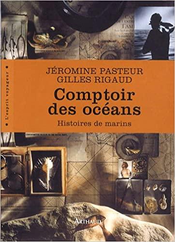 Le livre le comptoir des océans