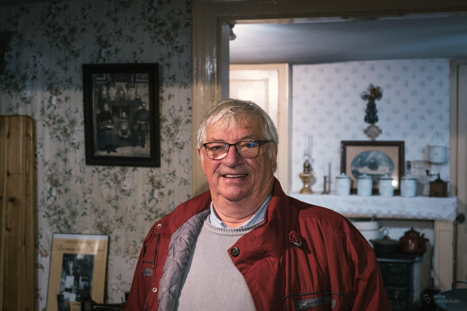 Jean-Pierre Ramet de la maison de la Beurière