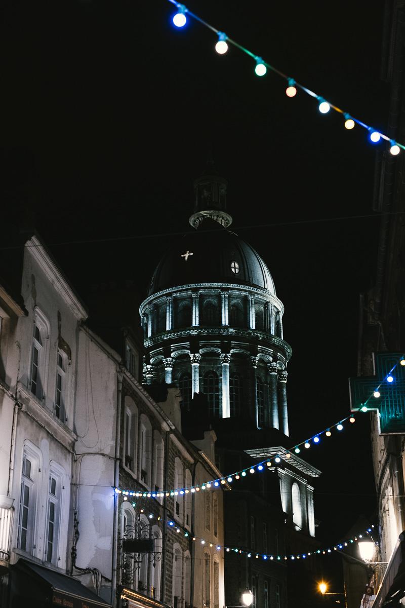 Le centre historique de Boulogne-sur-Mer