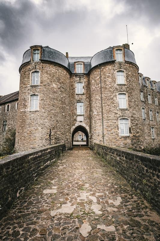 Porte du château de Boulogne-sur-Mer