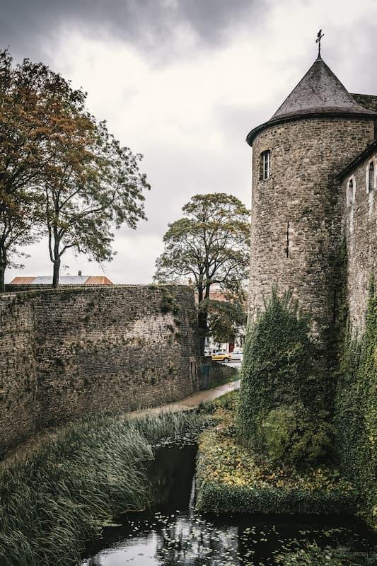 Tour du château de Boulogne-sur-Mer