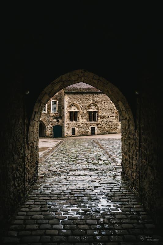 Entrée du musée de Boulogne-sur-Mer