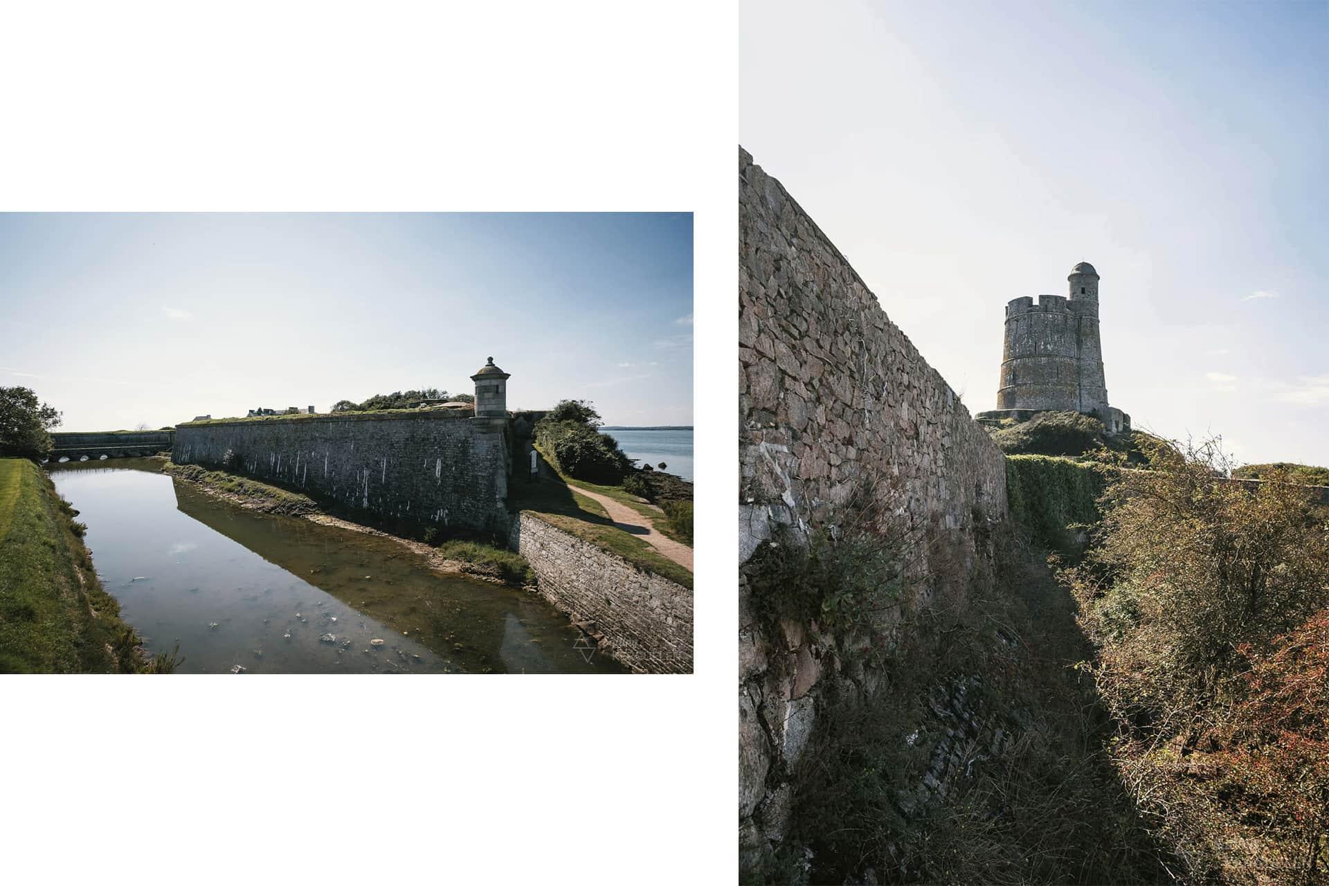 Le fort de Saint-Vaast-la-Houge