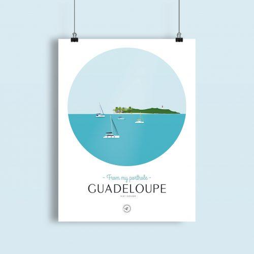 Affiche Encrages Guadeloupe